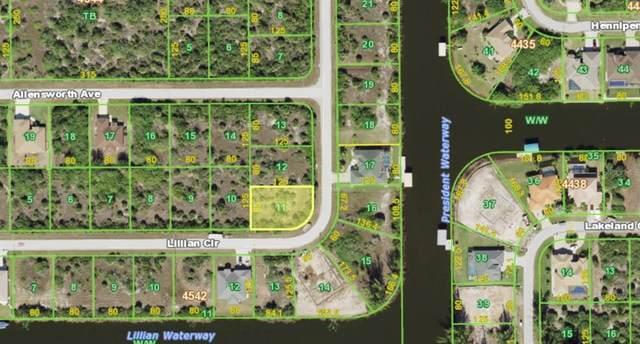 14687 Lillian Circle, Port Charlotte, FL 33981 (MLS #D6118447) :: Armel Real Estate