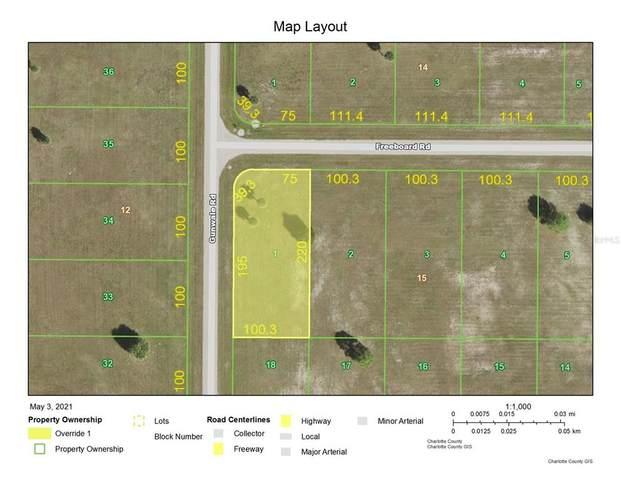 Freeboard Road, Placida, FL 33946 (MLS #D6118482) :: Premier Home Experts
