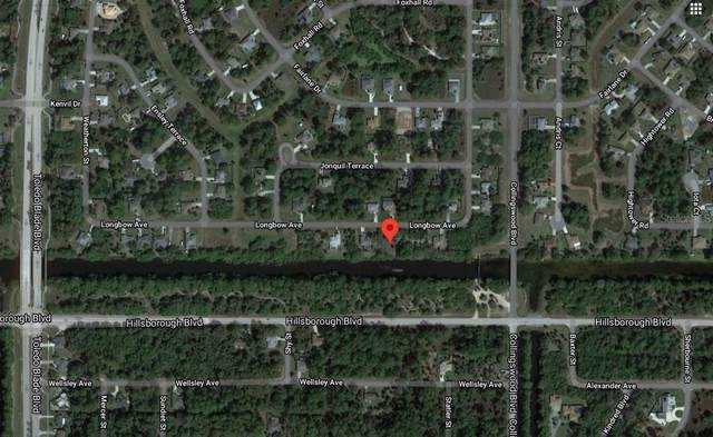 Longbow Avenue, North Port, FL 34288 (MLS #D6118498) :: Sarasota Home Specialists