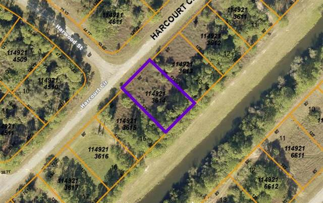 Lot 14 Harcourt Circle, North Port, FL 34288 (MLS #D6118512) :: The Kardosh Team
