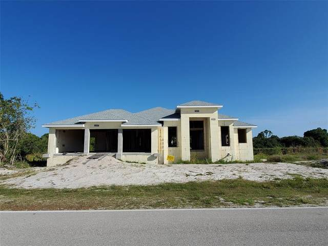 1108 / 1110 Rotonda Circle, Rotonda West, FL 33947 (MLS #D6118522) :: CGY Realty