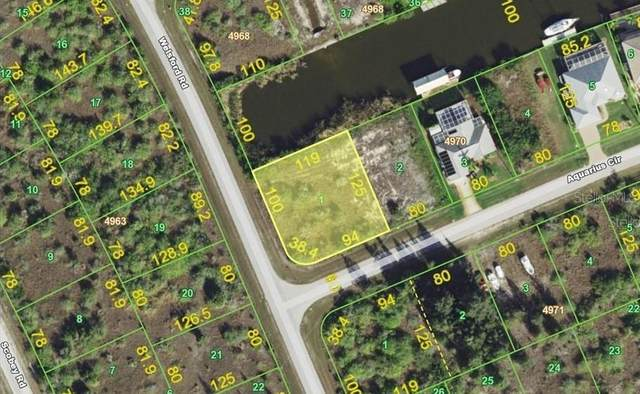 15010 Aquarius Circle, Port Charlotte, FL 33981 (MLS #D6118530) :: Rabell Realty Group