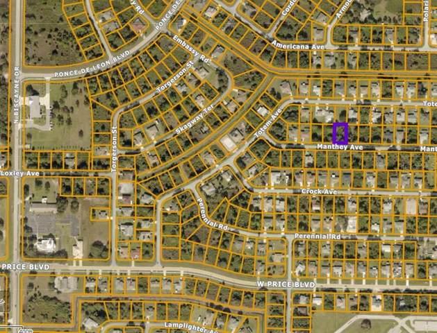 Manthey Avenue, North Port, FL 34291 (MLS #D6118539) :: Premier Home Experts