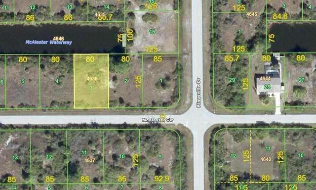 10900 Mcalester Circle, Port Charlotte, FL 33981 (MLS #D6118552) :: CGY Realty