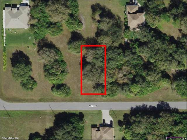 114 Wayne Road, Rotonda West, FL 33947 (MLS #D6118573) :: Premium Properties Real Estate Services