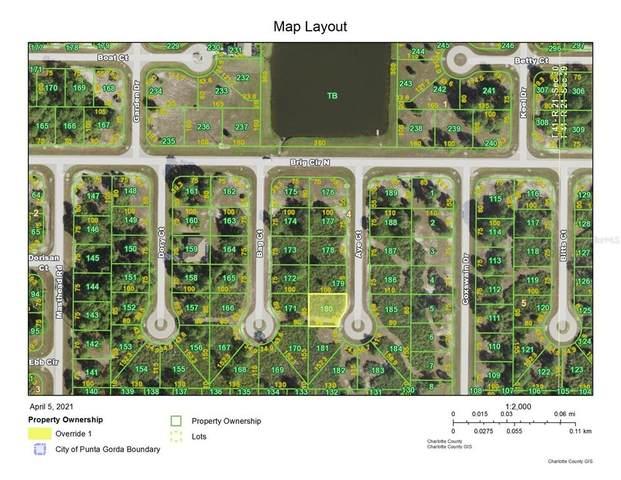 6 Aye Court, Placida, FL 33946 (MLS #D6118577) :: Premium Properties Real Estate Services