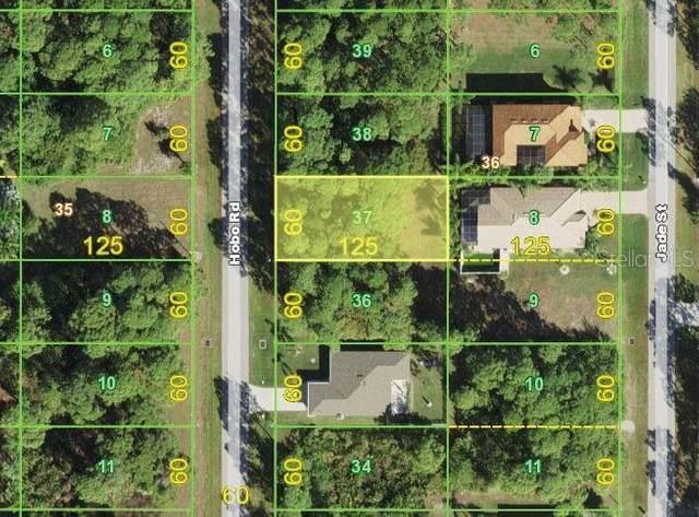 127 Hobo Road, Rotonda West, FL 33947 (MLS #D6118592) :: Armel Real Estate