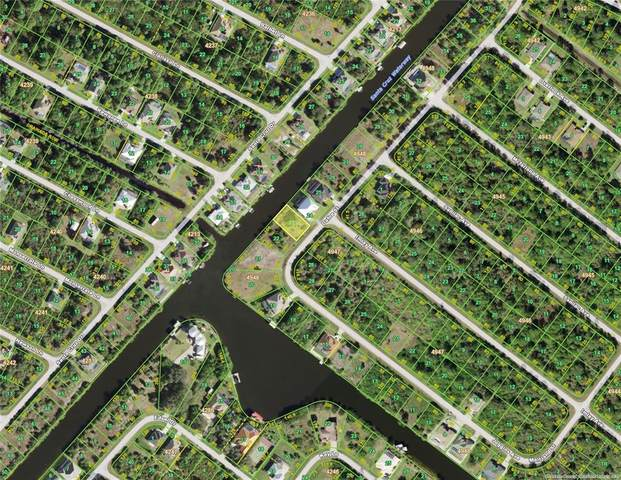 8415 Dafoe Street, Port Charlotte, FL 33981 (MLS #D6118593) :: Armel Real Estate
