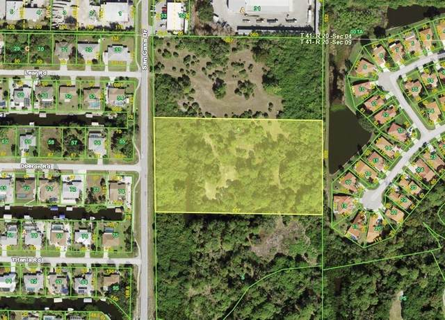 6560 San Casa Drive, Englewood, FL 34224 (MLS #D6118599) :: Zarghami Group
