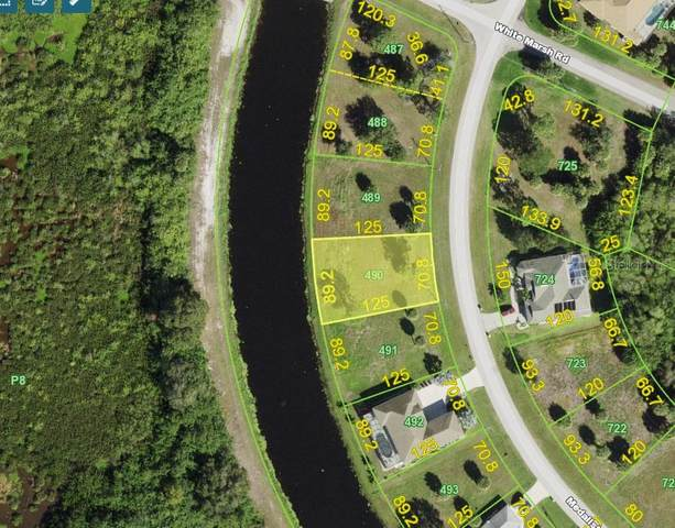 143 Medalist Road, Rotonda West, FL 33947 (MLS #D6118607) :: Premier Home Experts