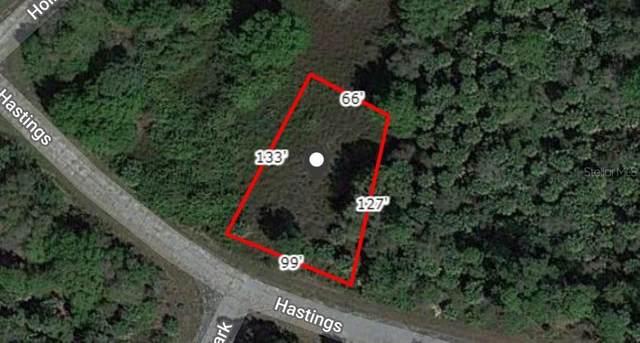 Hastings Street, North Port, FL 34288 (MLS #D6118608) :: Lockhart & Walseth Team, Realtors