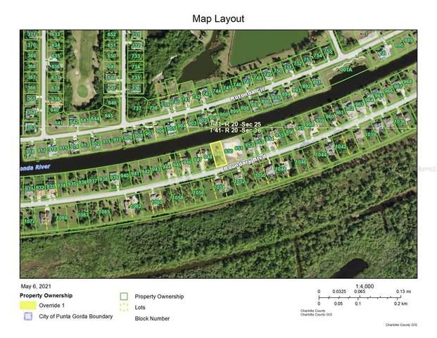 1146 Boundary Boulevard, Rotonda West, FL 33947 (MLS #D6118611) :: CGY Realty