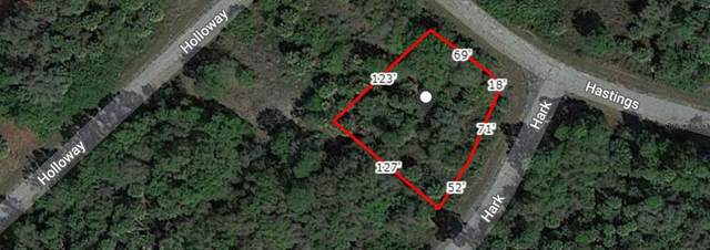 Hark Place, North Port, FL 34288 (MLS #D6118613) :: Lockhart & Walseth Team, Realtors