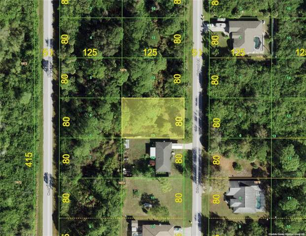 3349 Holcomb Road, Port Charlotte, FL 33981 (MLS #D6118712) :: The Lersch Group
