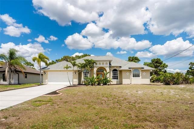 196 Rotonda Boulevard N, Rotonda West, FL 33947 (MLS #D6118714) :: Carmena and Associates Realty Group