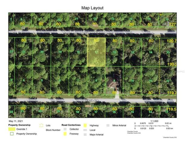 13475 Hughes Avenue, Port Charlotte, FL 33953 (MLS #D6118717) :: Southern Associates Realty LLC