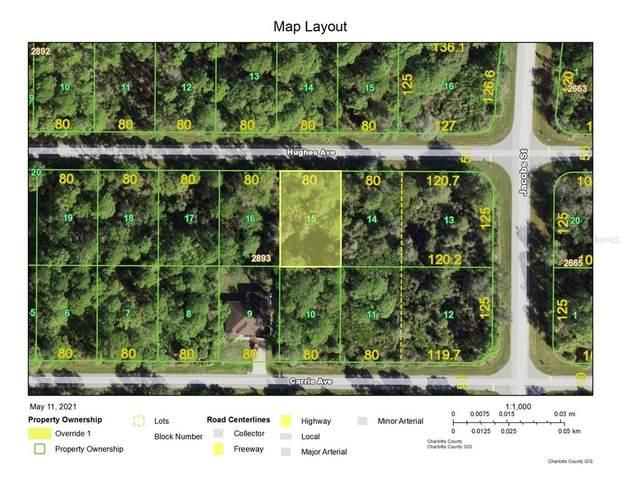 13491 Hughes Avenue, Port Charlotte, FL 33953 (MLS #D6118720) :: Southern Associates Realty LLC