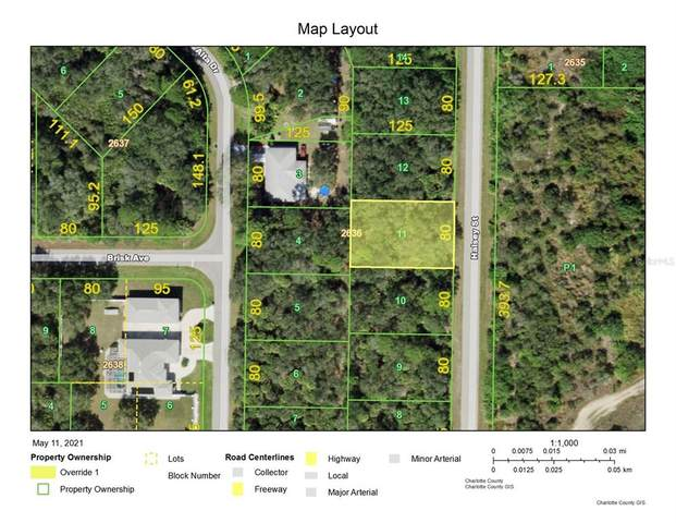 1287 Halsey Street, Port Charlotte, FL 33953 (MLS #D6118726) :: Kelli and Audrey at RE/MAX Tropical Sands