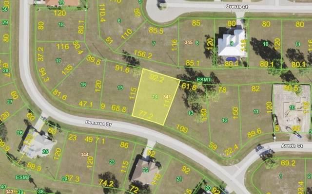 16426 Becasse Drive, Punta Gorda, FL 33955 (MLS #D6118770) :: Griffin Group