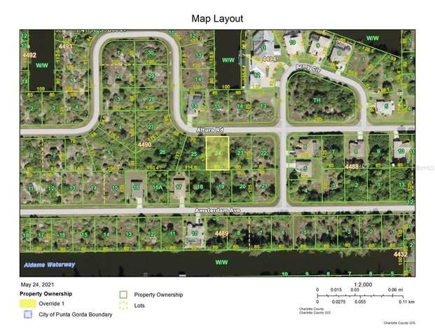 15273 Altura Road, Port Charlotte, FL 33981 (MLS #D6118780) :: Armel Real Estate