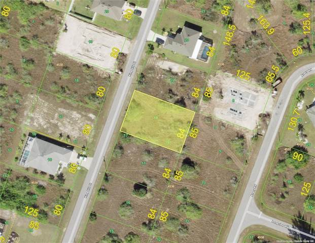 9312 King Hill Street, Port Charlotte, FL 33981 (MLS #D6118808) :: Realty Executives in The Villages