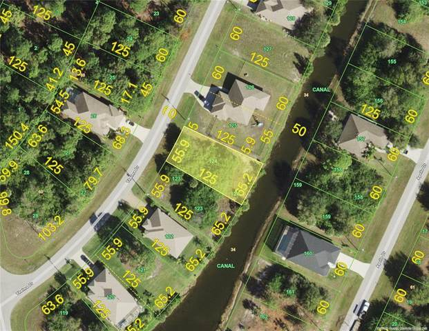 111 Thelma Drive, Rotonda West, FL 33947 (MLS #D6118809) :: Realty Executives in The Villages