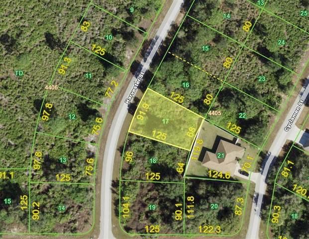 9314 Harvester Street, Port Charlotte, FL 33981 (MLS #D6118810) :: Gate Arty & the Group - Keller Williams Realty Smart