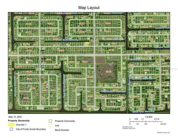 14344 Fort Myers Avenue, Port Charlotte, FL 33981 (MLS #D6118816) :: Team Pepka