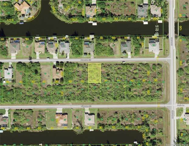 15571 Staunton Circle, Port Charlotte, FL 33981 (MLS #D6118825) :: MVP Realty