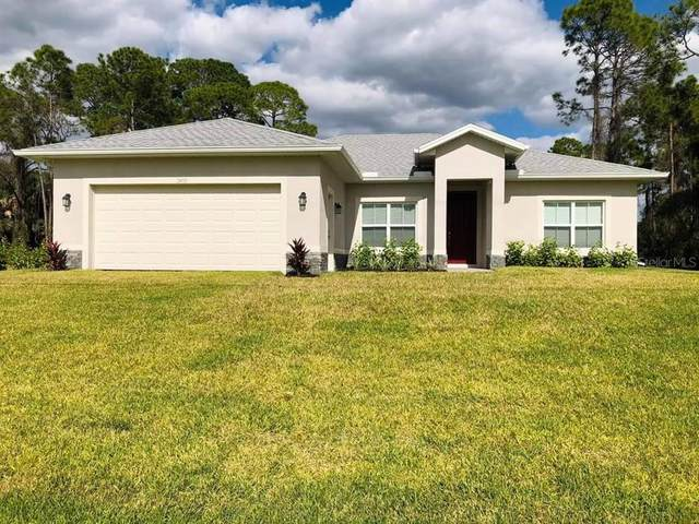 Lot 2 Nordendale Boulevard, North Port, FL 34286 (MLS #D6118831) :: The Kardosh Team