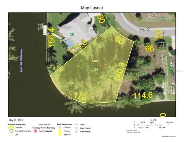 10656 Ayear Road, Port Charlotte, FL 33981 (MLS #D6118835) :: Carmena and Associates Realty Group