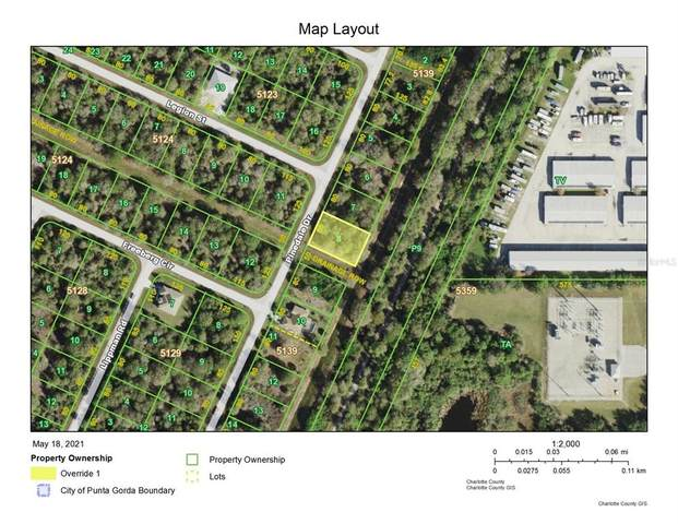 7060 Pinedale Drive, Port Charlotte, FL 33981 (MLS #D6118862) :: The Hustle and Heart Group