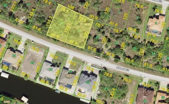 15453 Alsask Circle, Port Charlotte, FL 33981 (MLS #D6118874) :: Baird Realty Group