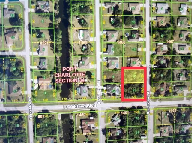 21178 Peachland Boulevard, Port Charlotte, FL 33954 (MLS #D6118963) :: The Robertson Real Estate Group