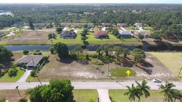 1001 Rotonda Circle, Rotonda West, FL 33947 (MLS #D6118984) :: Everlane Realty