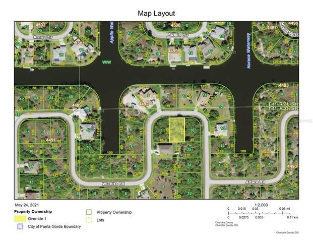 15115 Wichita Road, Port Charlotte, FL 33981 (MLS #D6119027) :: Armel Real Estate