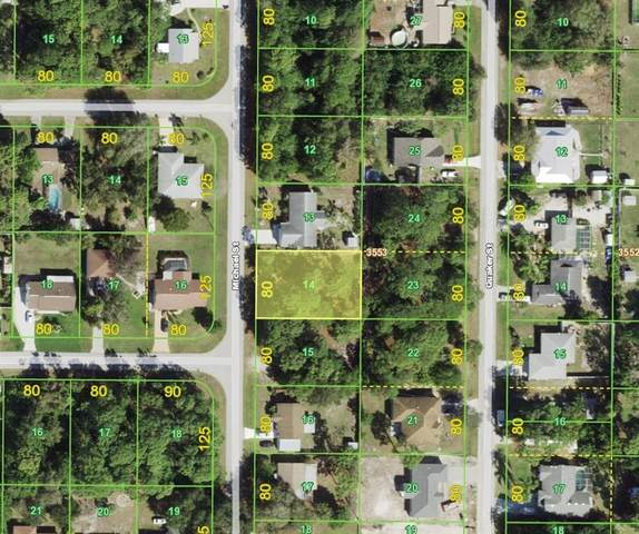 7436 Michael Street, Englewood, FL 34224 (MLS #D6119038) :: RE/MAX Local Expert