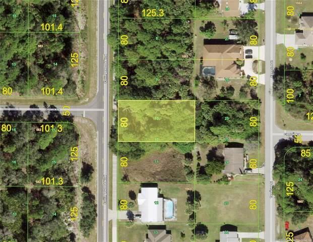 2332 Collingswood Boulevard, Port Charlotte, FL 33948 (MLS #D6119041) :: Team Pepka