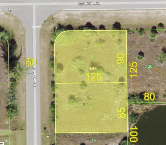 10326 Monticello Drive, Port Charlotte, FL 33981 (MLS #D6119053) :: Kelli and Audrey at RE/MAX Tropical Sands