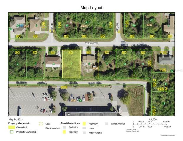11041 Reims Avenue, Englewood, FL 34224 (MLS #D6119077) :: The Price Group