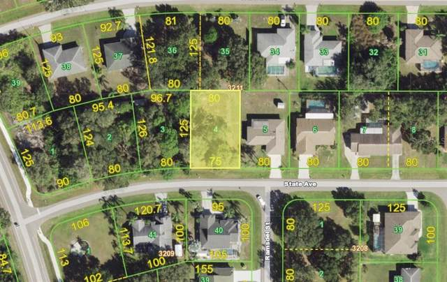 22252 State Avenue, Port Charlotte, FL 33952 (MLS #D6119081) :: The Hustle and Heart Group