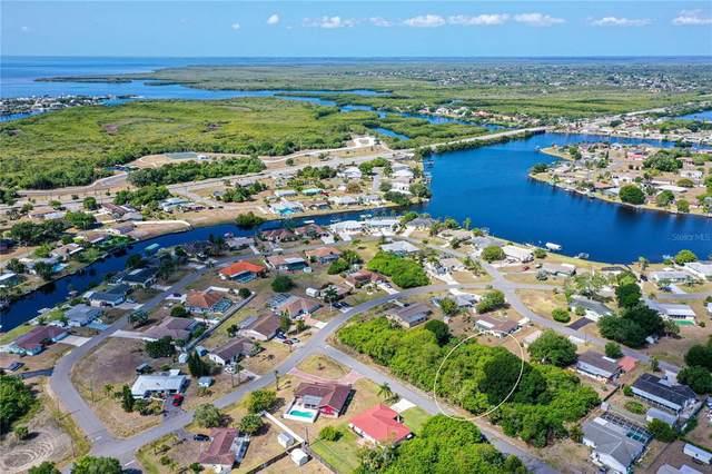 218 Shadow Street NW, Port Charlotte, FL 33952 (MLS #D6119086) :: Armel Real Estate