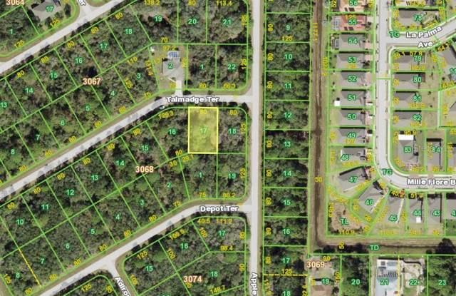 15121 Talmadge Terrace, Port Charlotte, FL 33953 (MLS #D6119096) :: The Price Group