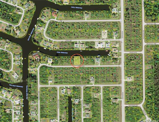 15472 Aribe Avenue, Port Charlotte, FL 33981 (MLS #D6119097) :: The Robertson Real Estate Group