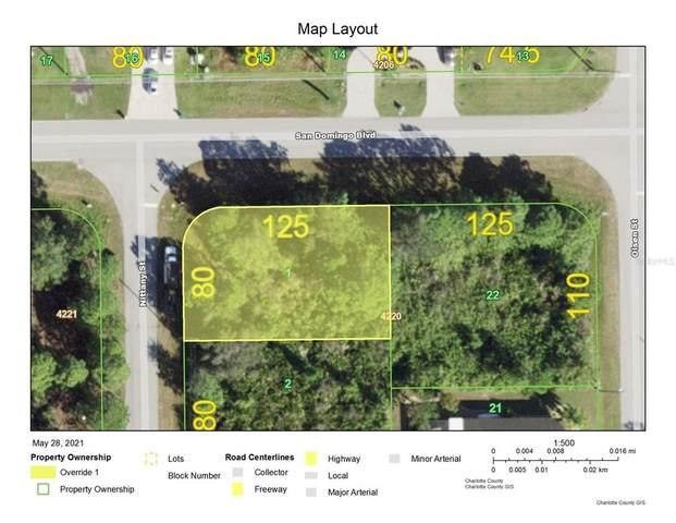 14059 San Domingo Boulevard, Port Charlotte, FL 33981 (MLS #D6119121) :: Everlane Realty