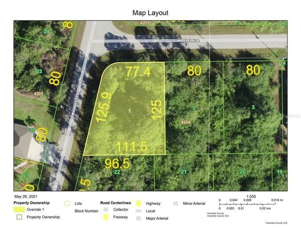 13991 Wenzel Avenue, Port Charlotte, FL 33981 (MLS #D6119122) :: Everlane Realty