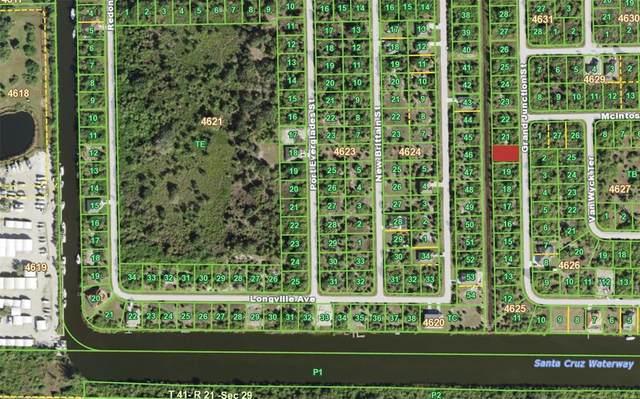 10441 Grand Junction Street, Port Charlotte, FL 33981 (MLS #D6119127) :: The Hustle and Heart Group