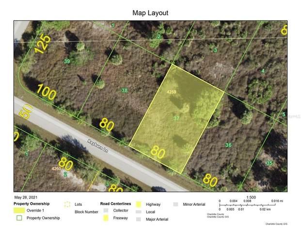 13332 Rayburn Lane, Port Charlotte, FL 33981 (MLS #D6119131) :: Everlane Realty