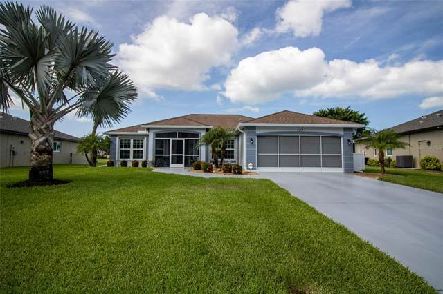 123 Fairway Road, Rotonda West, FL 33947 (MLS #D6119132) :: Gate Arty & the Group - Keller Williams Realty Smart