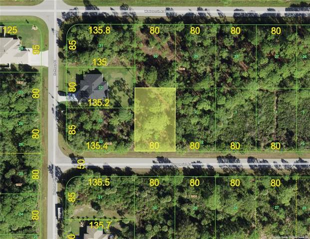 12080 Grosspoint Avenue, Port Charlotte, FL 33981 (MLS #D6119154) :: Kelli and Audrey at RE/MAX Tropical Sands